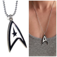 Trek Necklace