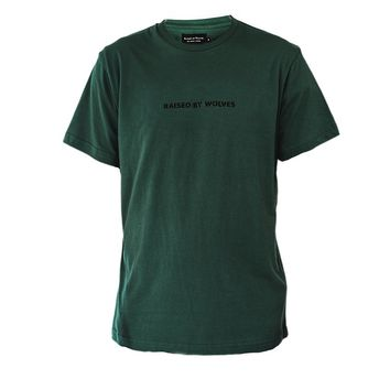 Raised by Wolves Evil T-Shirt Spruce Green