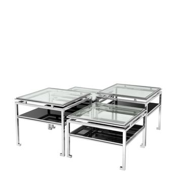 Multi Level Coffee Table Set | Eichholtz Calvin