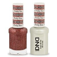 DND - Gel & Lacquer - Pinky Star - #408