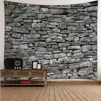 Stone Blocks Tapestry