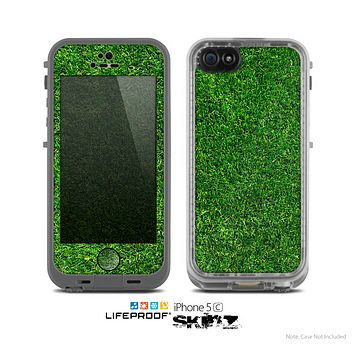 The GreenTurf Skin for the Apple iPhone 5c LifeProof Case