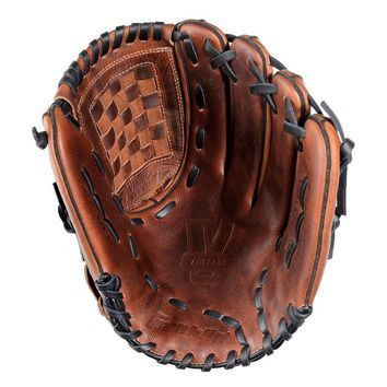 Franklin Vintage Series 12-in. Right Hand Throw Fielding Baseball Glove - Adult (Brown)