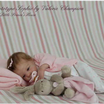 Sophie Reborn Doll Kit by Valerie Champion