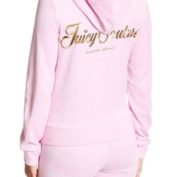 Juicy Couture | Signature Juicy Hoodie | Nordstrom Rack