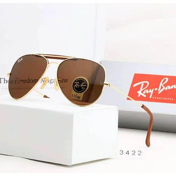 Ray Ban New Fashion More Color Polarized Travel Sunscreen Women Men Glasses Eyeglasses