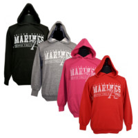 "USMC ""United States Marines"" Comfort Hoodie 
