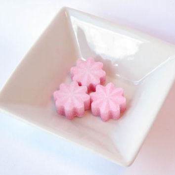 Flower Sugar Cubes / Wedding Favors, Baby Shower Favors, Bridal Shower Favors, Mad Hatter Tea Party Favors, Coffee, Tea, Cocktail