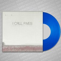 "Someone That's Not You Electric Blue Transparent 7"" : MerchNOW"