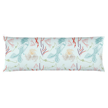 Mermaid II Body Pillow