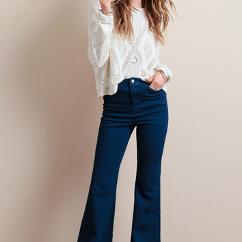 Extra Mile Flared Jeans