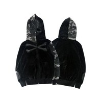 Hoodies Autumn Hats Skull Jacket [10977750151]