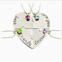 Best Friends Forever and Ever 4pc Set