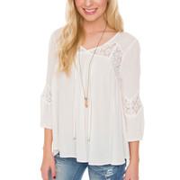 Ashton Lace Top