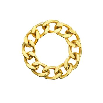 Mister Curb Ring