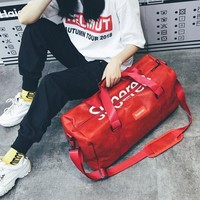 Supreme Multi-function Gym Bag Travel Bag for Women Men