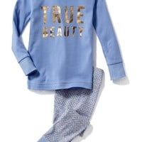 2-Piece Graphic Sleep Set for Baby | Old Navy