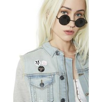 Splatterhaus Denim Jacket