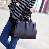 Fall Fashion Vintage One Shoulder Bags Tote Bag [6582174471]