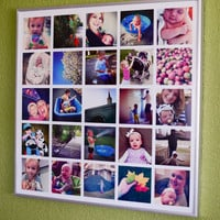 Instagram Grid Poster - 20'' Square