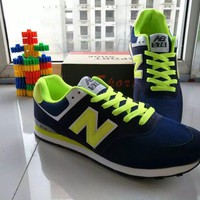 New Balance Fashion Casual All-match N Words Breathable Lover Sneakers Shoes-10