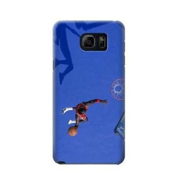 DCKL9 P2047 Basketball Air Walk Jordan Dunk Phone Case For Samsung Galaxy S6 edge plus