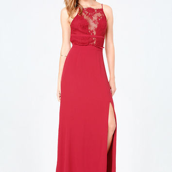 STEPHANIA MAXI DRESS
