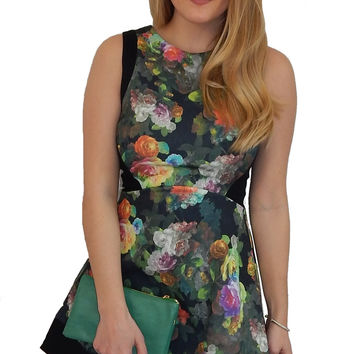 Color Me Floral Dress