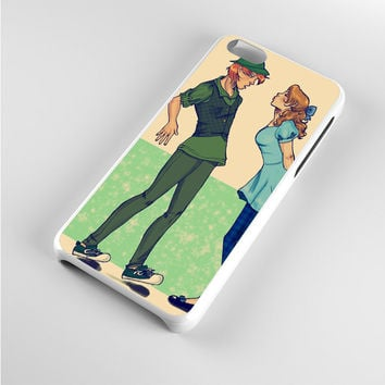 Peter Pan and Wendy iPhone 5c Case