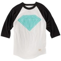 Diamond Supply Co Big Brilliant Raglan - Men's at CCS