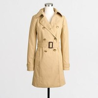 Factory trench coat - Outerwear -Women - J.Crew Factory