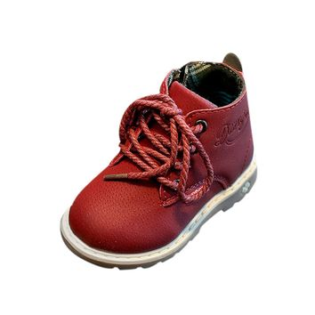 Children shoes Fashion Boys Girls Martin Sneaker Boots Lace Up Kids Baby Casual Shoes drop ship