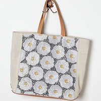 Anthropologie - Repeat Beaded Tote