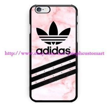 New Exclusive Adidas Pink Design Cover Case For iPhone 7 High Quality