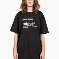 ADORED T-SHIRT (BLACK)