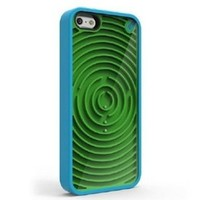 Contrast Color Maze Game Phone Shell Case for Iphone5/5s