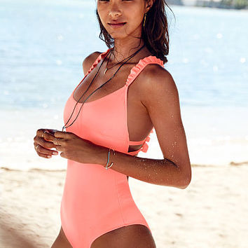 Ruffle Strap One-piece - Beach Sexy - Victoria's Secret