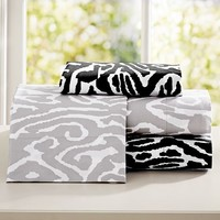 Urban Ikat Organic Sheet Set