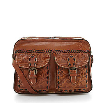 Patricia Nash Folklore Artisan Teramo Cross-Body Bag - Florence