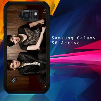 Dan And Phil Z1036 Samsung Galaxy S6 Active  Case