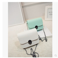 Free mail 2014 new tide of candy color frosted silicone micro transparent jelly bag hand the bill of lading shoulder bag