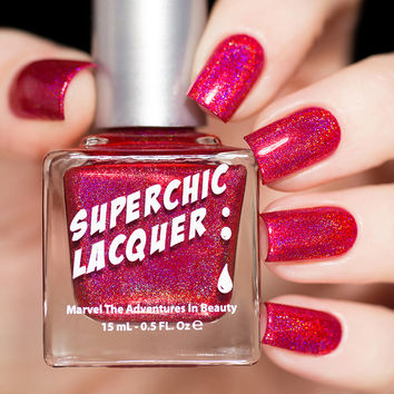 SuperChic Realm Of Erotica Nail Polish