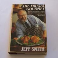 The Frugal Gourmet by Jeff Smith: William Morrow & Company 9780688031183 Hardcover, Illustrated Edition - Wisdom Lane Antiques
