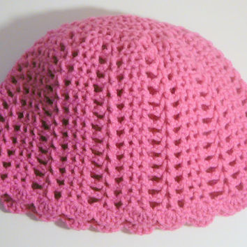 Ava Beanie dk Version PDF Crochet Pattern - Newborn to Adult INSTANT DOWNLOAD