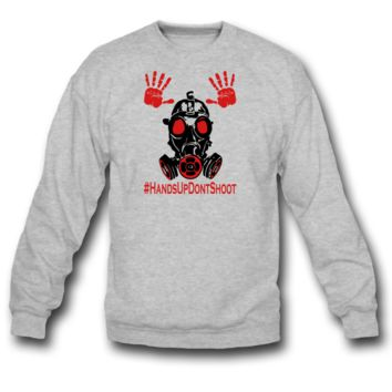 hands up don't shoot sweatshirt