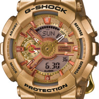 GMAS110GD-4A2 G-SHOCK S Series G-Steel - Mens Watches | Casio - G-Shock