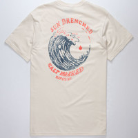 RIP CURL Sun Drenched Mens T-Shirt
