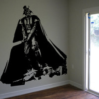 Star Wars Vinyl Wall Decal Wall Decor Epic Darth VADER Sticker Home Decor Kids Children Room Nursery Decal CHOOSE Your SIZE!