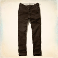 Hollister Slim Straight Chinos
