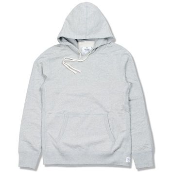 Pullover Hoodie (Heather Grey)